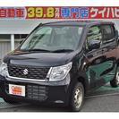 スズキ ワゴンR 660 FX (ブラック) ハッチバック 軽自動車