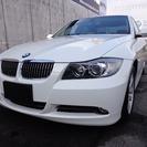 BMW 3シリーズ 320i ナビ・ETC(ホワイト) セダン