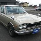 日産 スカイライン GT (シルバー) セダン