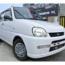 スバル プレオ 660 A 4ナンバー車 DVD再生デッキ C...