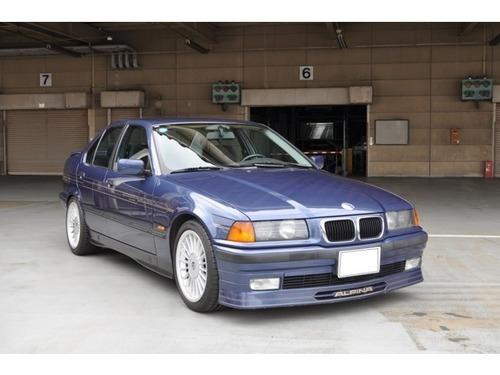 BMWアルピナ B8リムジン 4.6 (アルピナブルー) セダン (オート ...
