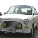 ダイハツ ミラジーノ 660 5速(パールホワイト) ハッチバ...