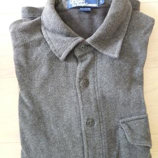 中古品☆POLO男性用秋物のシャツLサイズ1000円(送料…