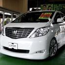 トヨタ アルファード 3.5 350G Lパッケージ 4WD ...