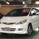 トヨタ エスティマ 2.4 L アエラス Sエディション 4W...