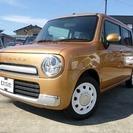 スズキ アルトラパン 660 ショコラ X (オレンジ) ハ...