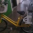 子供乗せ自転車700円でお売りします!
