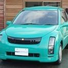 トヨタ WiLL サイファ 1.5 4WD 純正ナビ(グリーン...