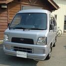 スバル サンバー 660 トランスポーター 4WD (シルバ...