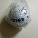 栃木サッカークラブ 選手直筆サインボール