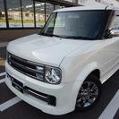 日産 キューブ 1.4 ライダー HID装着車(ホワイトパー...