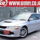 三菱 ランサーエボリューションワゴン 2.0 GT 4WD HD...
