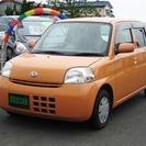 ダイハツ エッセ 660 L キーレス 内外装済(オレンジ)...