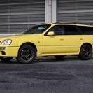 日産 ステージア 2.5 25t RS FOUR V 4WD ...
