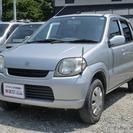 スズキ Kei 660 A CDデッキ(シルバー) ハッチバ...