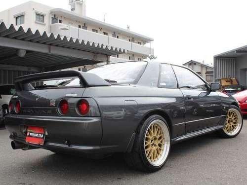 日産 スカイラインGT-R 2.6 4WD3...