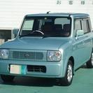 スズキ アルトラパン 660 X (ライトグリーン) ハッチ...