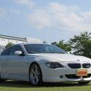 BMW 6シリーズ 645Ci 革ナビ・サンルーフ・シュニッツ...