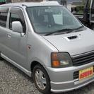 スズキ ワゴンR 660 FM-Tリミテッド (シルバー) ...