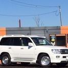 トヨタ ランドクルーザー100 4.7 VXリミテッド 4WD...