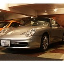 ポルシェ 911 タルガ ティプトロニックS (シルバー) クーペ