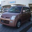 マツダ キャロル 660 GII (ピンク) ハッチバック 軽自動車