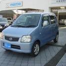 マツダ AZ-ワゴン 660 FM-G (ブルー) ハッチバッ...