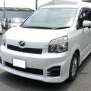 トヨタ ヴォクシー 2.0 Z (パール) ミニバン