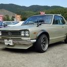 日産 スカイラインクーペ 2000GTX 車高調 ロールバー ...