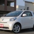 トヨタ iQ 1.3 130G レザーパッケージ (ホワイトパ...