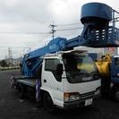 いすゞ エルフ 4.3 高所作業車 SJ12A アイチ 12M...