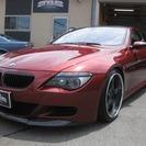 BMW M6 5.0 (マルーン) クーペ