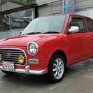 ダイハツ ミラジーノ 660 ミニライトスペシャル (レッド...
