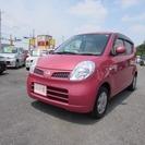 日産 モコ 660 E (ピンク) ハッチバック 軽自動車