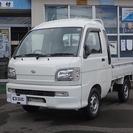 ダイハツ ハイゼットトラック ジャンボ 4WD 5MT ナビ T...