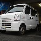 スズキ エブリイ 660 PA ハイルーフ 4WD (ホワイト...