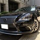 レクサス LSハイブリッド 600hL 4WD 黒革 マクレビ ...