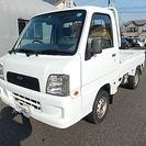 スバル サンバートラック 660 TC 三方開 4WD (ホ...