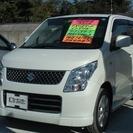 スズキ ワゴンR 660 FX リミテッド スマートキー CD ...