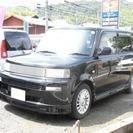 トヨタ bB 1.5 Z Xバージョン ベンチシート(ブラック...