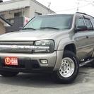 シボレー トレイルブレイザー LT 4WD (ゴールド) ク...