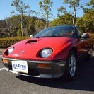 マツダ AZ-1 660 名車!(レッド) クーペ 軽自動車
