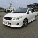 トヨタ カローラアクシオ 1.5 GT TRDターボ(ホワイト...