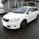 トヨタ カローラフィールダー 1.5 X 4WD (ホワイト)...