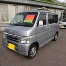 ホンダ バモス 660 L 4WD (シルバー) ハッチバック...