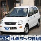 三菱 ミニカ 660 ライラ 4WD シートヒーター(ホワイ...
