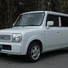 スズキ アルトラパン 660 G (パールホワイト) ハッチ...