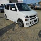 スズキ ワゴンR 660 RR-DI 4WD (ホワイト) ハ...
