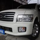米国インフィニティ QX 56 4WD オートチェックレポート付...