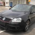 フォルクスワーゲン ゴルフ GTI (ブラック) ハッチバック